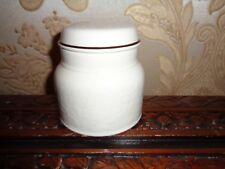 Royal Doulton TING Lidded Jar Sugar? L.S.1012 Made In 1974