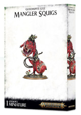 Mangler Squig / Loonboss Gloomspite Gitz Warhammer Sigmar Age of Destruction