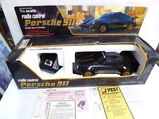 Porsche 911 Nikko RC Radio Remote Control Scale 1:14 Made In Japan 1985 RARE NEW