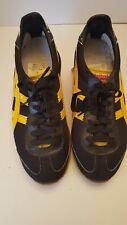 Vintage Tiger Onitsuka Asics Black Yellow Size 6 79
