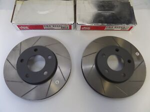 UC220 (Front Pair) DBA Street Series Rotors 1994-2004 Mustang V6 & GT