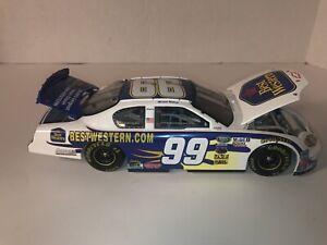 Michael Waltrip #99 Best Western 2004 Monte Carlo 1:24 Scale Stock car
