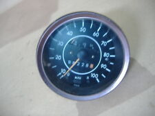 VW Super Beetle speedometer and gas guage 73 74 yr  no odometer