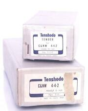ORIGINAL TENSHODO 111 & T,111 - C & N W 4-4-2 EMPTY BOXES IN EXCELLENT CONDITION