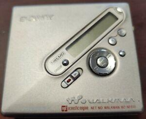 Sony Mini Disc Recorder + heaps Of Mini Discs