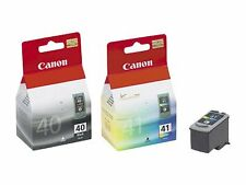 Top ANGEBOT Canon Tintenpatrone/cl41 Pg40 Inh.