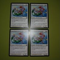 Stonybrook Schoolmaster x4 - Morningtide - Magic the Gathering MTG 4x Playset