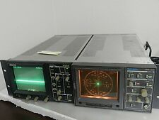 Magni WFM 530 NTSC PAL CAV Waveform Monitor & TEKTRONIX 1721