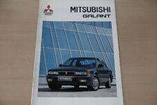 186405) Mitsubishi Galant Prospekt 03/1992