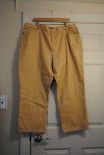 Lauren Ralph Lauren Linen Khacki Pants - Size 22W - EUC!