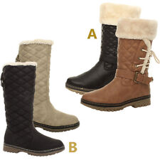 Pull On Snow, Winter Boots Textile Shoes for Women