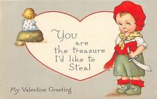 CS Byrnes~Valentine Pirate~You Are the Treasure I'd Like to Steal~Heart~Gibson