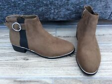 Ladies Boots Size 4 New Without Tags Brown