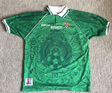 seleccion mexicana GARCIS  jersey mexico X-LARGE 1999 USED