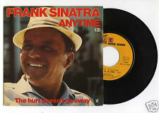 45 RPM SP FRANK SINATRA ANYTIME