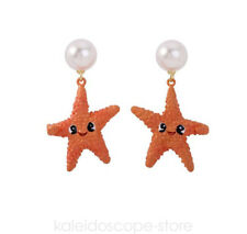 LES NEREIDES N2 STAR EARRING COMES WITH BOX OR BAG