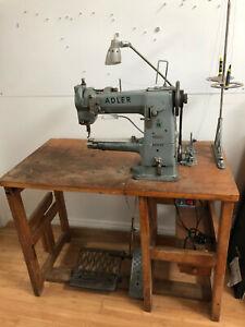 Durkopp Adler 69-572 Cylinder Arm Walking Foot Leather Sewing Machine