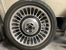 Harley Davidson OEM 2008-up Touring Front Rim and Tire Without ABS