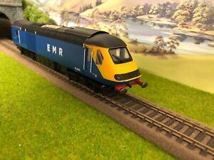 Hornby Class 43 Blue East Midland Railway EMR Buffer fitted HST Power Car