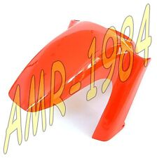 PARAFANGO ANTERIORE APRILIA AF1 50 FUTURA DEL 1990 VERNICIATO ARANCIO  AP8226125