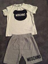 Boys Moschino Shorts And T Shirt Set