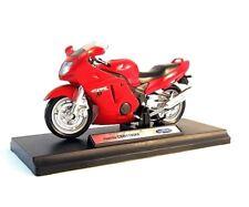 Welly 1:18 Metal Die-cast Motorbike Model - Honda CBR1100XX