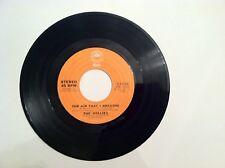 CLASSIC ROCK - THE HOLLIES - THE AIR THAT I BREATHE - 45 RPM - (ORIGINAL)  VG+++