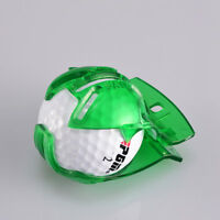 Hot! Golf Ball Line Clip Liner Marker Template Alignment Marks Tool Putting Aids