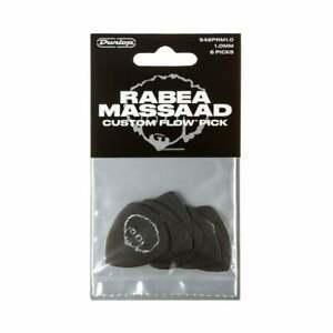 Jim Dunlop Rabea Massaad Custom Flow Pick - Pack Of 6