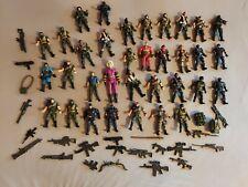 Chap Mei Soldier Police Force Action Figuren Sammlung Mit Waffen
