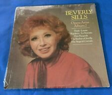 "BEVERLY SILLS- ""Opera Arias Album 2"" (Angel #R 133685 ) SEALED LP  (1980)"