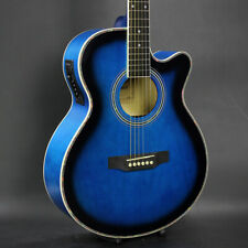 40 Inch Acoustic Guitars with Concert/Tenor Guitar 6 String musical instruments
