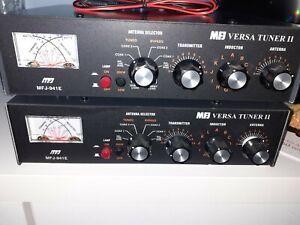 mfj antenna tuner mfj 941e versa tunner 2