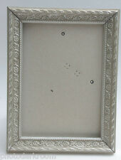 Lawrence 5x7 Silver Floral Wall Desk Picture Photo Frame 411357 Damaged NEW F09