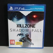 KILLZONE - SHADOW FALL - SONY PLAYSTATION 4 PS4 GAME - NEW