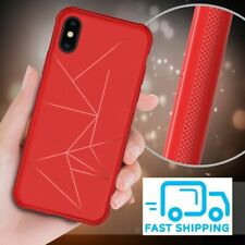 For iPhone 7 8 Plus XS Max XR X Case Metal Plate Car Phone Holder Magnetic Case
