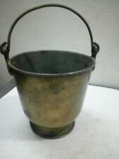 1900's Vintage Indian Antique Hand Crafted Brass Water/MILK BASKET