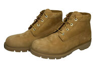 Timberland Waterproof Mens Chukka Boots 22039 Size 11 Good  Preowned Cond.