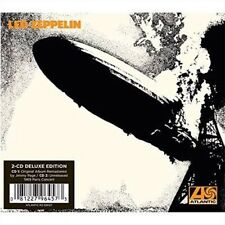 LED Zeppelin First Album Deluxe Edition 2 CD Set 2014 Remastered 1 I