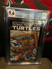 Teenage Mutant Ninja Turtles #3 - Mirage 1988 CGC 9.6 NM++ - 2nd Print!
