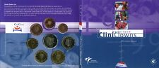 Euro Coin Set - 1999 - Official issue- Pays-Bas Netherlands - BU - CliniClowns