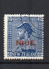 More details for new zealand - niue 1927 2s nz niue opt admiral official fu cds