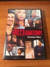 Grey's Anatomy Season One Disc 2 (DVD) ...pm36