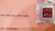 RARE SAMPLES - SET 4 NYE OPERA HOUSE SYDNEY 2000 OLYMPIC GAMES PINS (#93)