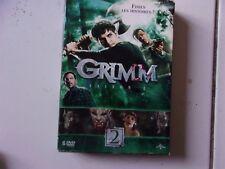 coffret série TV : GRIMM saison 2 ( 6 dvd)
