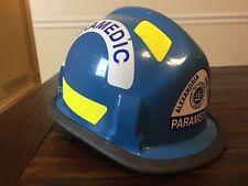 CAIRNS RESCUE 360R Fireman Paramedic Helmet Blue Firefighter 2010 Alexandria VA