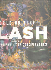"Slash, Myles Kennedy & the conspirators ""World on Fire"" 2lp RED VINYL SEALED LTD"