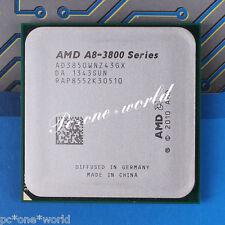 100% OK AD3850WNZ43GX AMD A8-3850 2.9 GHz Quad-Core Processor CPU