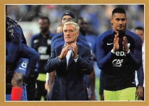 Stickers Panini Carrefour Foot 2018 - N° 93