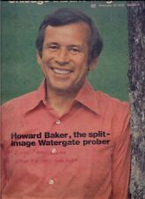CHICAGO TRIBUNE MAGAZINE-nov 25,1973-HOWARD BAKER.